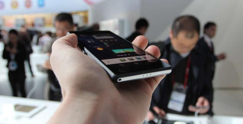 Sony Xperia Z2 will hit US shelves this summer