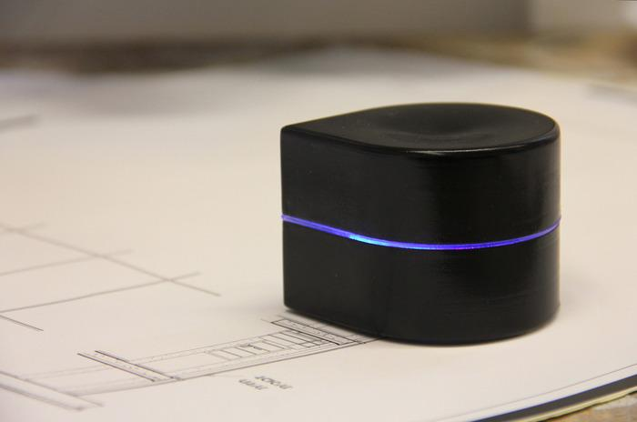 Mini Mobile Robotic Printer: La impresora de bolsillo de ZUtA Labs