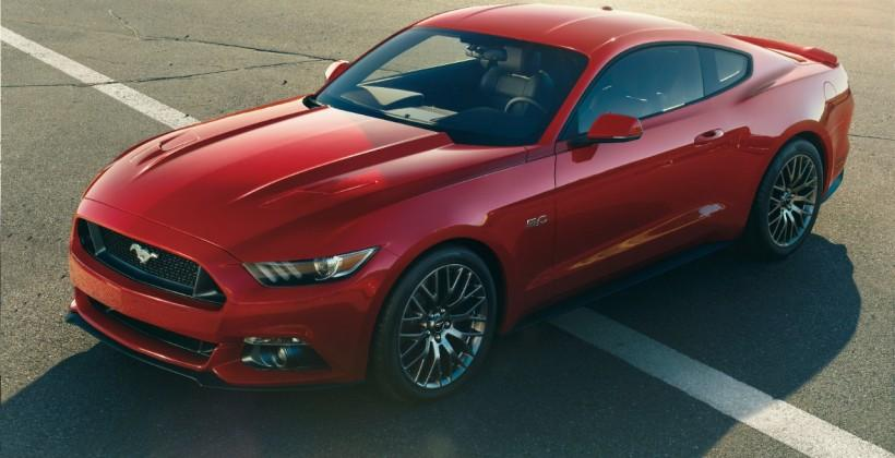 2015 Ford Mustang priced up for fall deliveries
