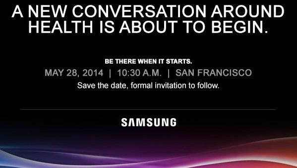 Samsung says no product planned for health event