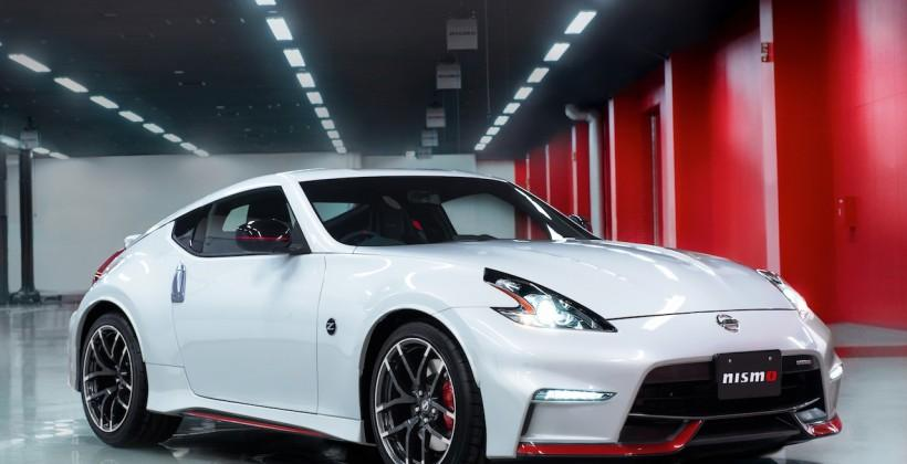 2015 Nissan 370Z NISMO breaks cover with GT-R cues