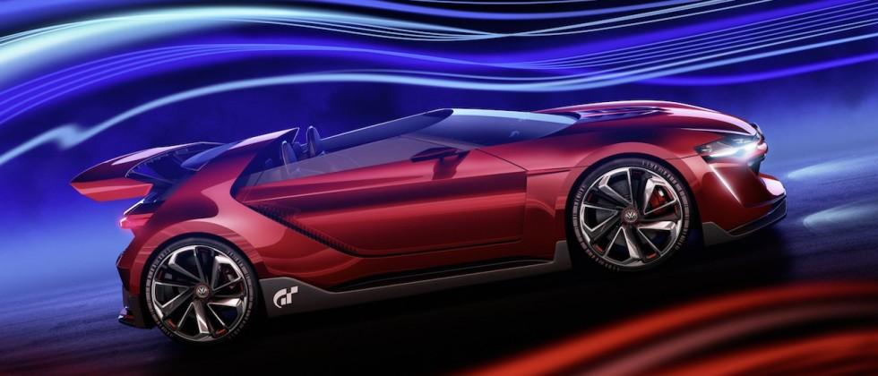 VW GTI Roadster Vision Gran Turismo: The extreme Golf you download