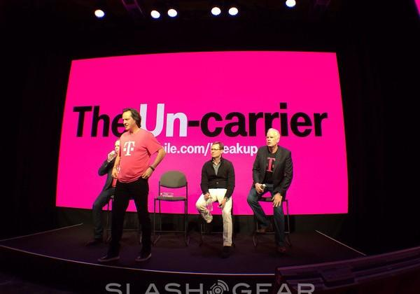 T-Mobile wants $1 billlion if proposed merger fails