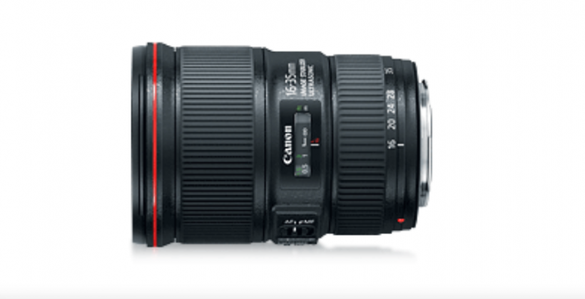 Canon EF wide-angle lenses arrive with white Rebel SL1
