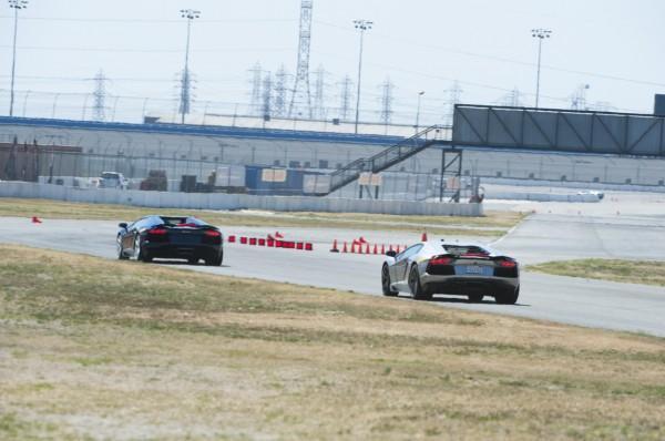 Lamborghini Experienza Autoclub Speedway 2014