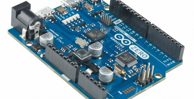 Arduino Zero detailed for next-gen tinkerers