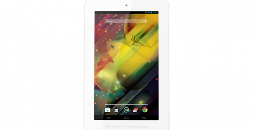 HP 7 Plus budget tablet arrives with Jelly Bean