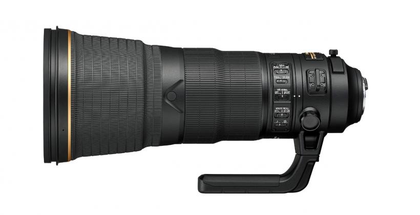 Nikon 400mm f/2.8 lens update arrives
