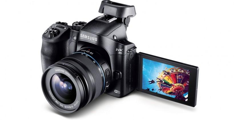 Samsung offering NX30 swap for old DSLRs
