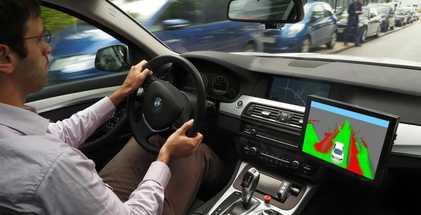 BMW UR:BAN smart car tech predicts pedestrians and jams