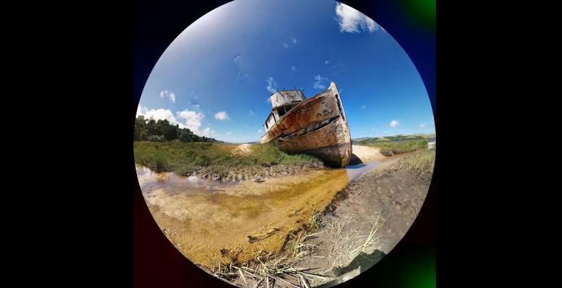Google Camera update: fisheye, timer, and more