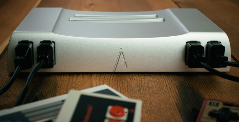 Analogue NT, your new NES unit, is available for pre-order