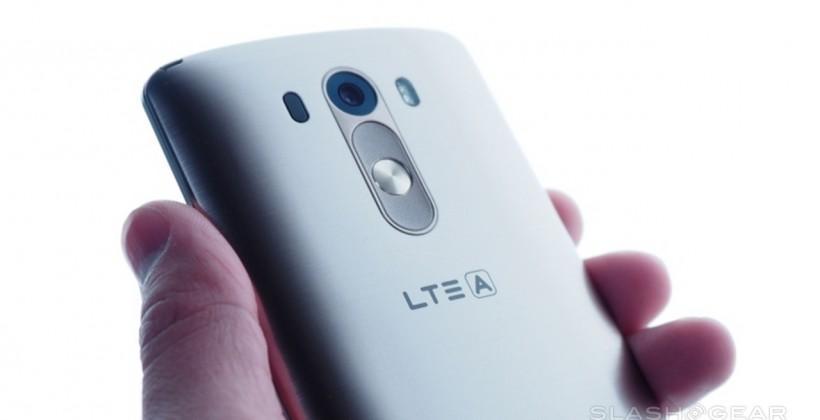 LG G3 camera hands-on