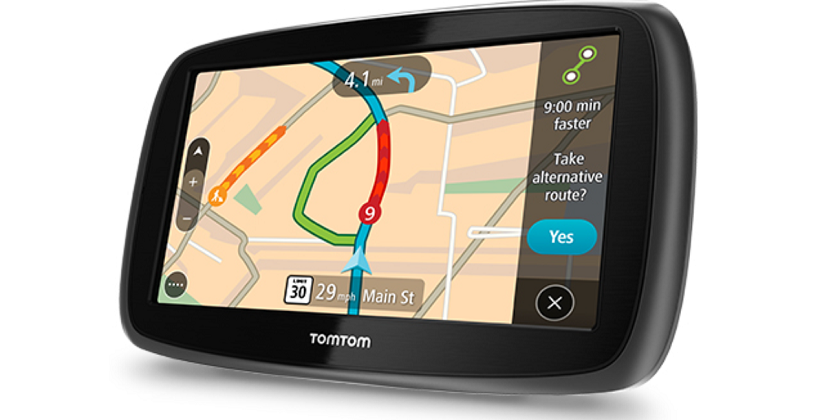 TomTom GO 40, 50, and 60 launch with lifetime maps
