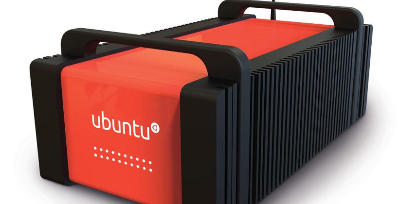 Ubuntu Orange Box: cloud portability