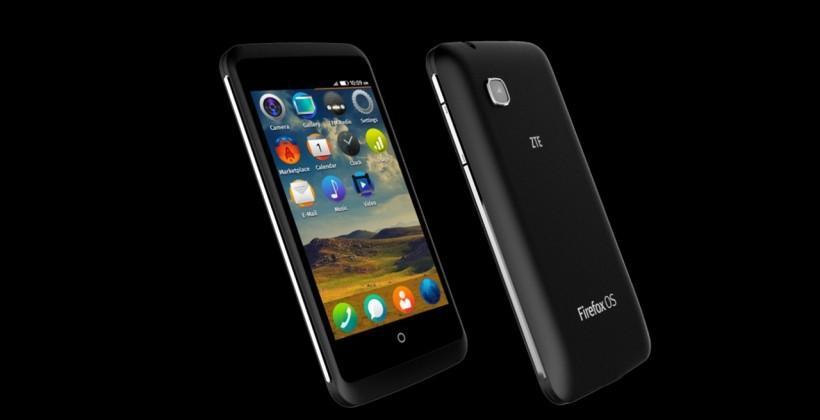 ZTE Open C Firefox OS smartphone launches via eBay