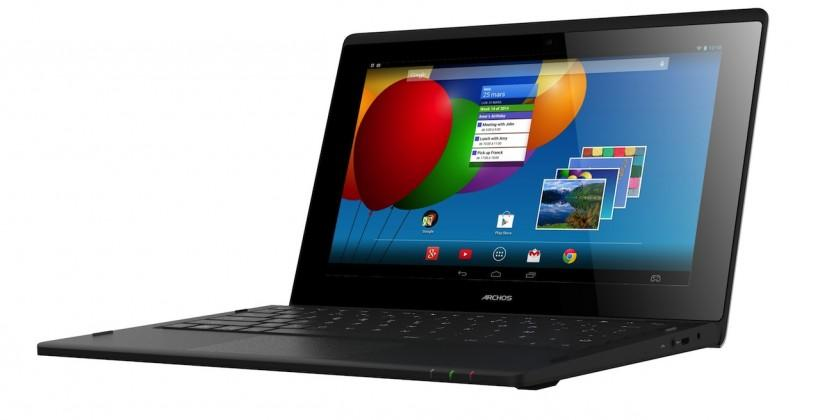 Archos ArcBook tries to revive the Android netbook