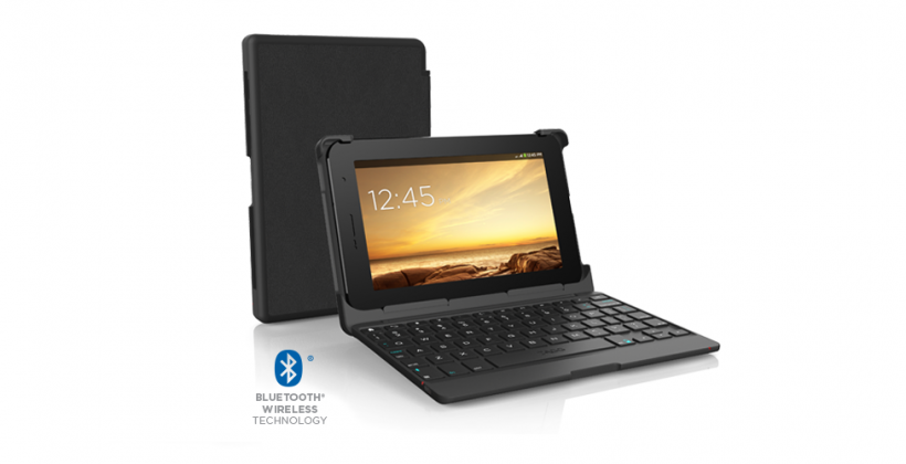 Zagg Auto-Fit keyboard case is tablet-agnostic