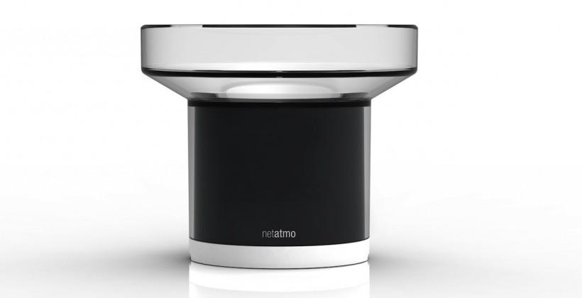Netatmo Rain Gauge lands with IFTTT support (and eBay too)