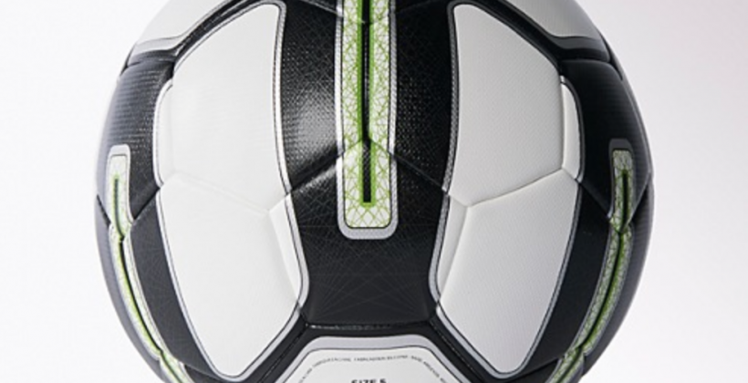 Adidas miCoach SMART BALL connects soccer to smartphone