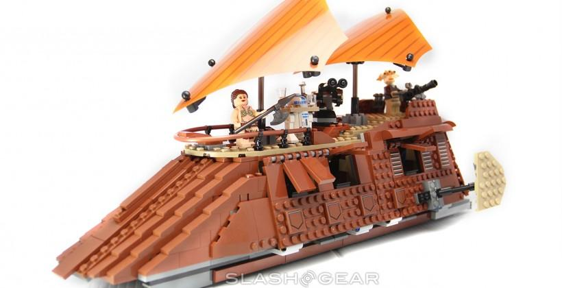 LEGO Star Wars: Jabba's Sail Barge Review