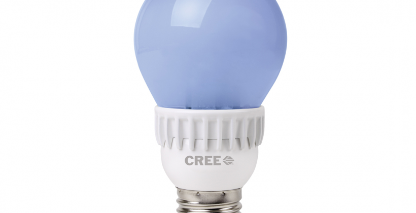 Cree brings energy-saving LED lights to broader market