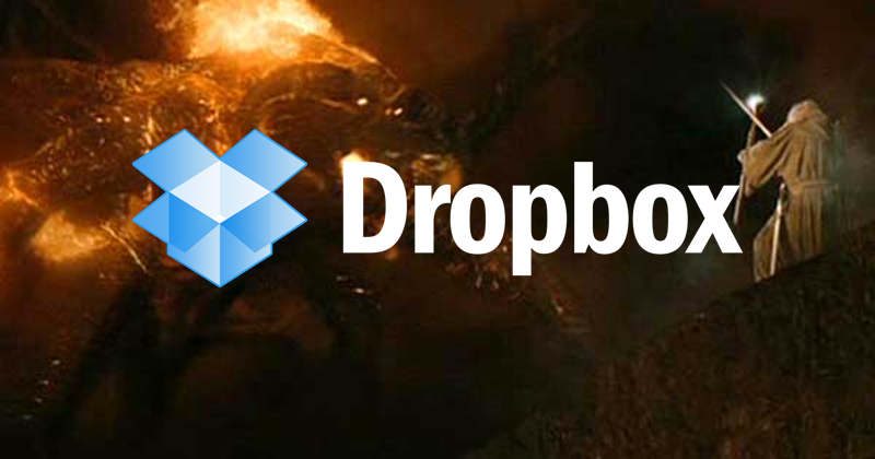 Dropbox repairs vulnerability: check your shared links