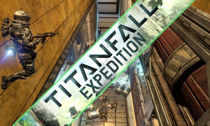 Titanfall Expedition DLC live-feed today, release on May 15
