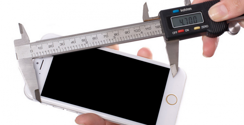 Just how big will iPhone 6 be?