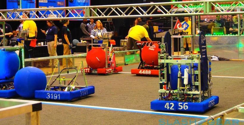 Robot Love: Inside Dean Kamen's FIRST Championship 2014
