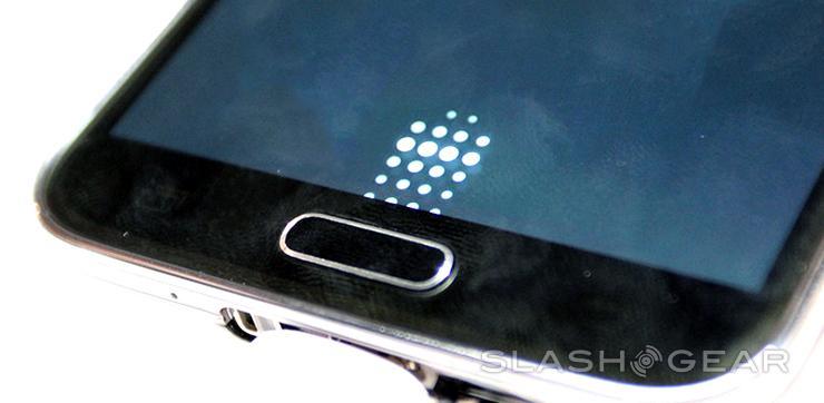 Samsung plans iris detection and fingerprint mobile blitz