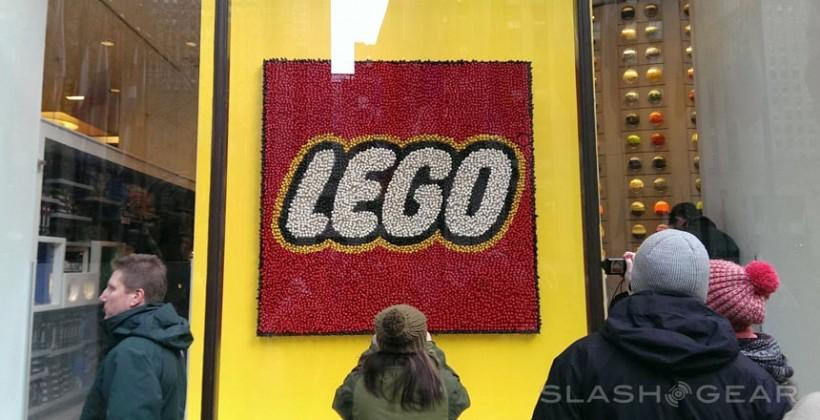 LEGO grows up: Ages 6-11 and Unlimited Potential
