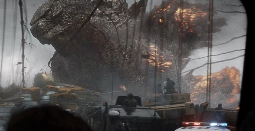 Godzilla Review (2014)