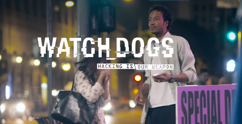 "Watch Dogs pranks real people with ""real"" hacks"
