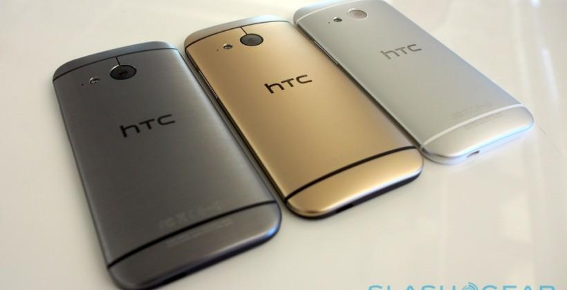 HTC One mini 2 hands-on: One M8 gets a baby brother