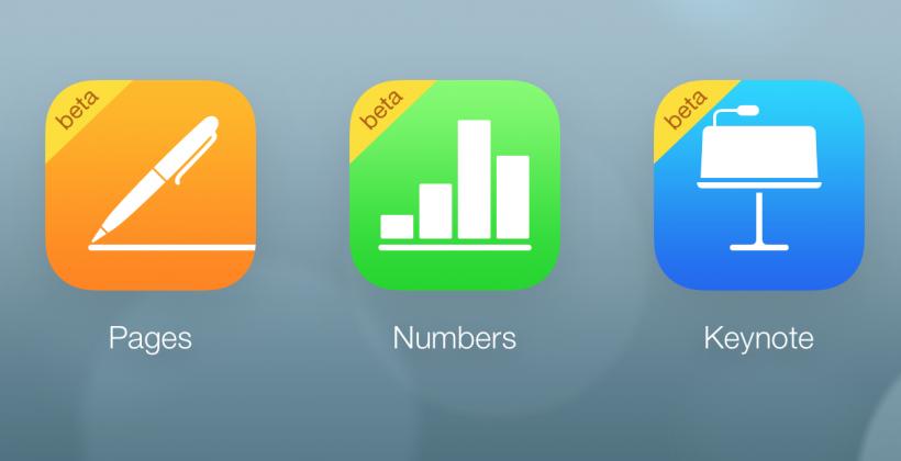 iWork for iCloud beta updates aplenty: fonts, exports, colors