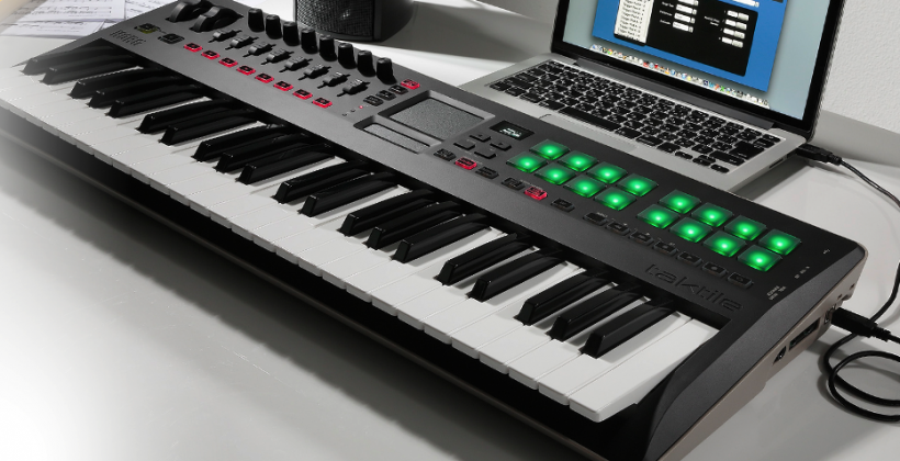 Korg Taktile synth-controller combo hits shelves