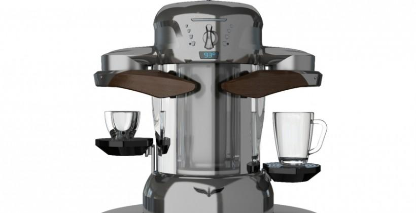 La Fenice coffee machine promises groundbreaking brewing