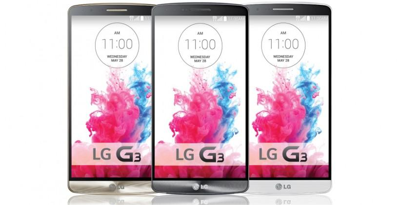 LG G3 detailed as metal flagship outed prematurely