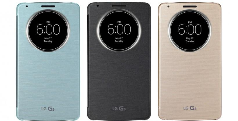 LG G3 may miss out on Snapdragon 805