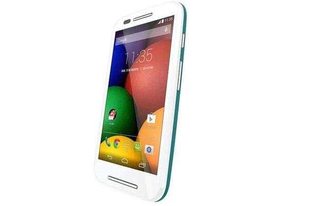 Moto E surfaces in press shots on retailer website