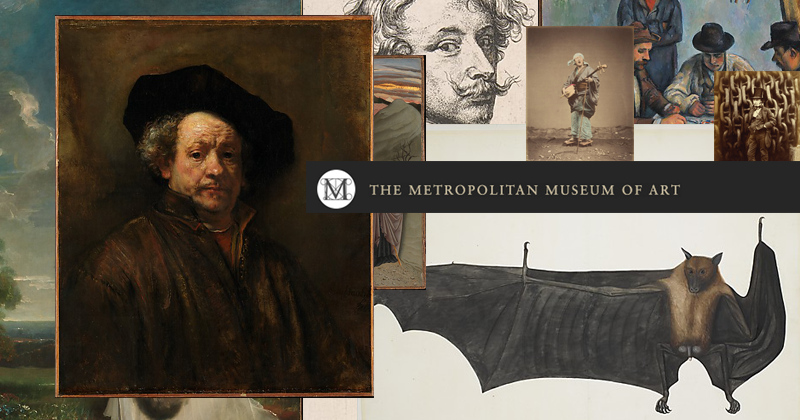 NYC Met Museum of Arts brings 400,000 images to public domain