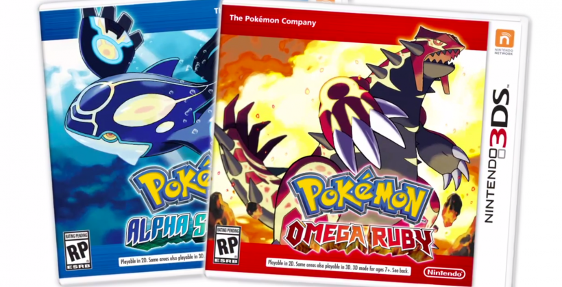Pokemon Omega Ruby and Alpha Sapphire: 3DS' next X and Y