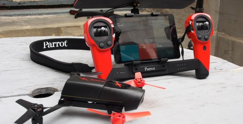 Parrot Bebop Drone hands-on: Oculus Rift's eye-in-the-sky