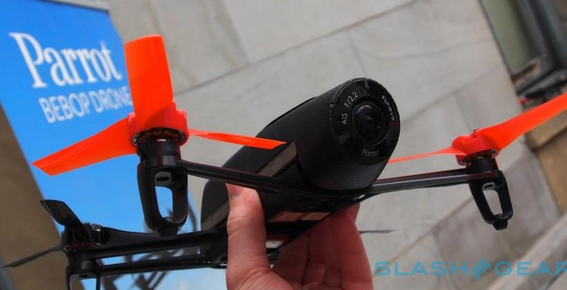 Parrot Bebop Drone vs AR.Drone 2: What's Changed?