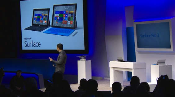 Surface Pro 3 pricing detailed