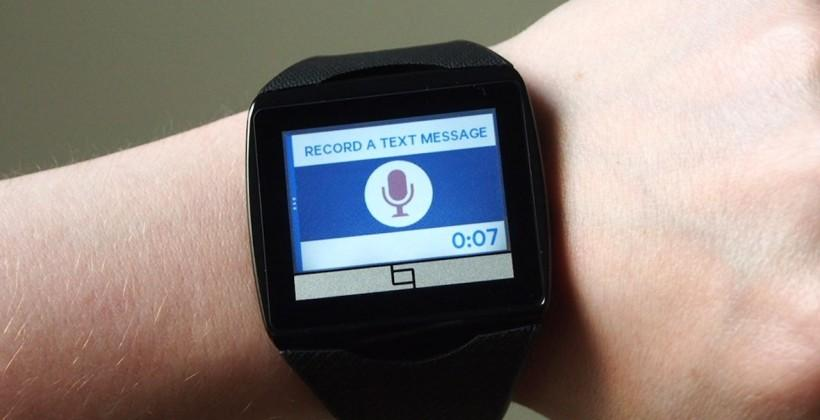 Qualcomm Toq smartwatch adds Nuance dictation: Hands-on
