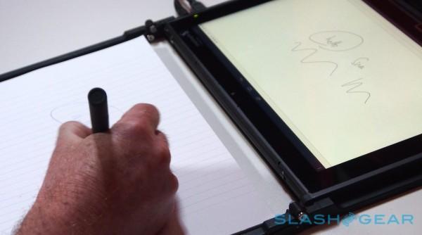 Ultrasound pen