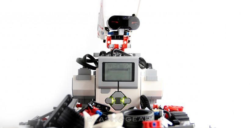Lego Mindstorms Ev3 Review Slashgear