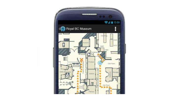 Apple indoor navigation hire tips iOS 8 Maps